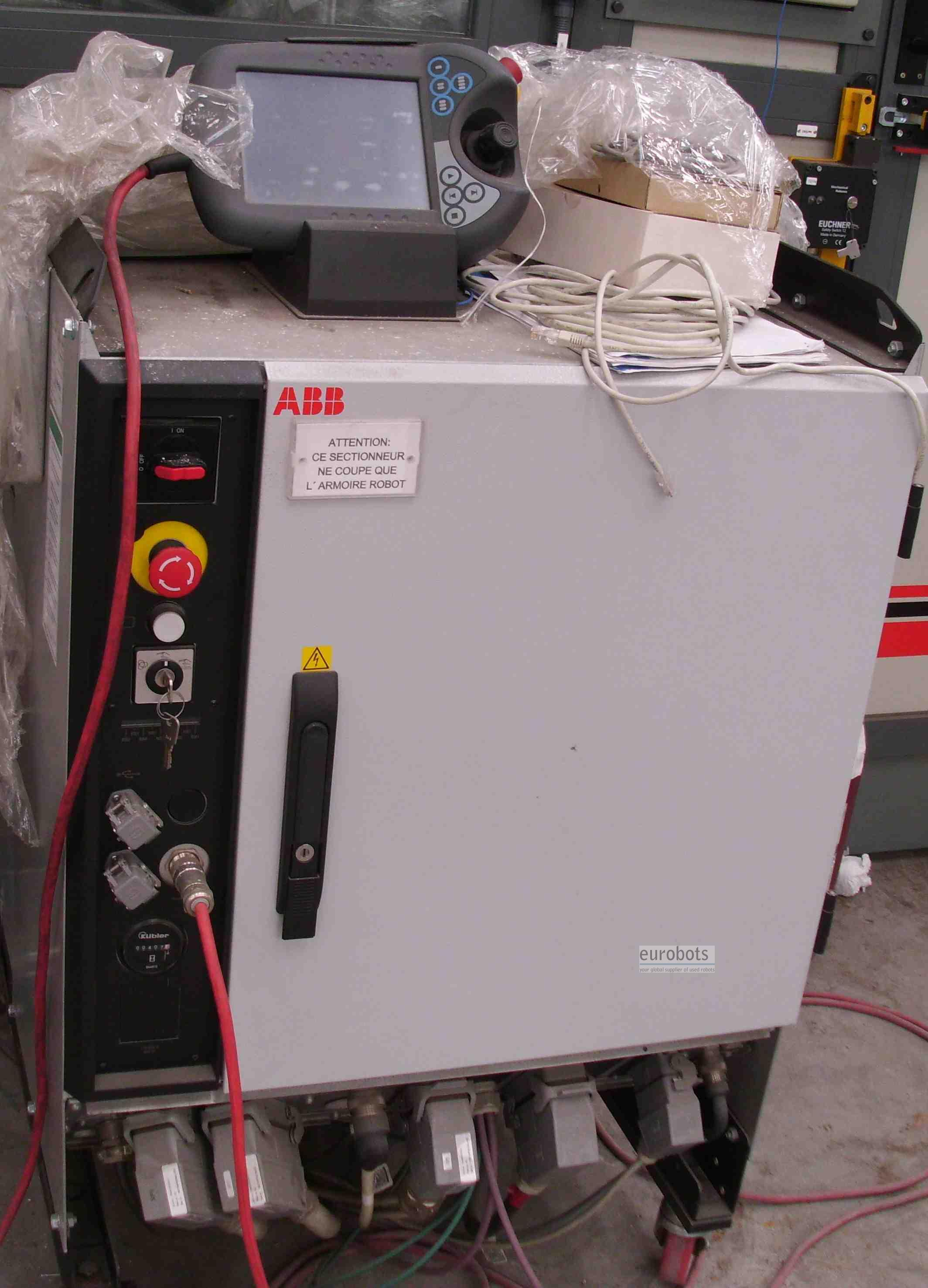 Irb 6640 M2004 Used