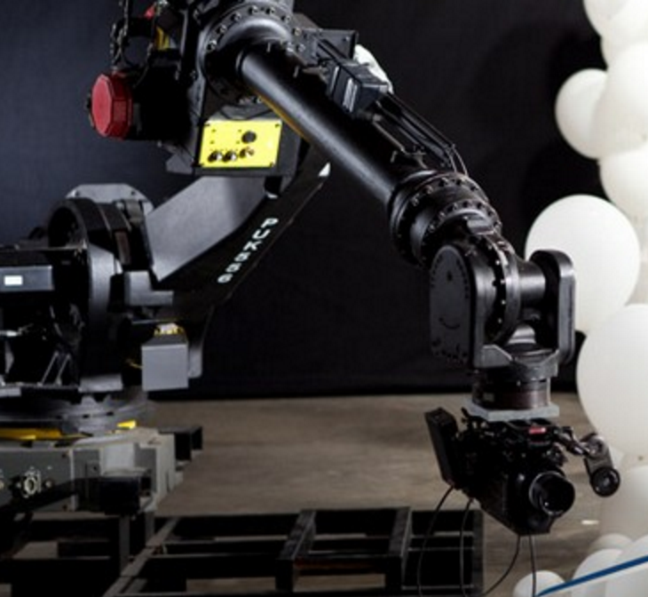 Robot cinema- movies