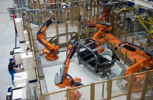 Robots usati ABB