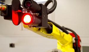 Vision system robotics