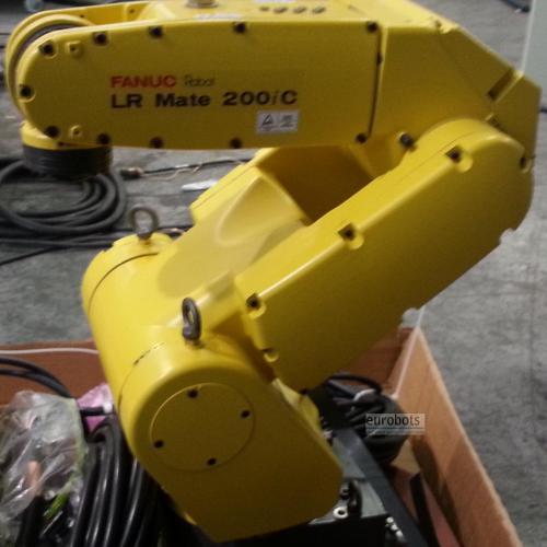 Fanuc Robot Lr Mate 200ic Eurobots It